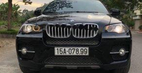 Cần bán xe BMW X6 đời 2008, màu đen, nhập khẩu nguyên chiếc giá 780 triệu tại Hải Phòng