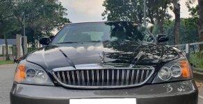 Cần bán Daewoo Magnus AT đời 2003, màu đen còn mới giá 146 triệu tại Tp.HCM