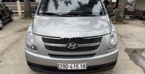 Cần bán xe Hyundai Starex sản xuất năm 2015, màu bạc, nhập khẩu Hàn Quốc chính chủ, giá 590tr giá 590 triệu tại Hà Nội