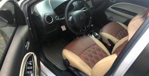 Cần bán Mitsubishi Mirage 2017, màu bạc giá cạnh tranh giá 365 triệu tại Tp.HCM