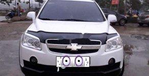 Bán xe Chevrolet Captiva năm 2007, màu trắng, xe nhập giá 350 triệu tại Hà Nội