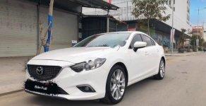 Bán Mazda 6 2.5 AT sản xuất năm 2014, màu trắng giá 630 triệu tại Quảng Ninh