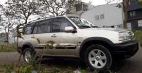 Cần bán Suzuki Vitara 1.6 AT năm 2003, màu bạc, nhập khẩu số tự động giá 190 triệu tại Tp.HCM