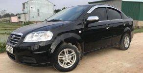 Bán ô tô Daewoo Gentra SX 1.5 MT sản xuất năm 2010, màu đen giá 188 triệu tại Nghệ An