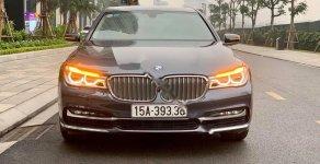 Cần bán BMW 730Li năm sản xuất 2016, màu xanh lam, nhập khẩu nguyên chiếc giá 2 tỷ 890 tr tại Hà Nội