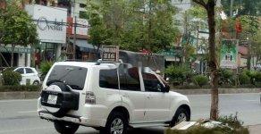 Bán Mitsubishi Pajero Sport sản xuất 2008, màu trắng, nhập khẩu nguyên chiếc giá 372 triệu tại Hà Nội