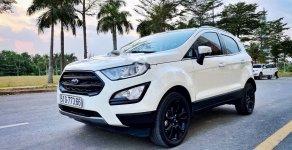Xe Ford EcoSport đời 2018, màu trắng, giá 640tr giá 640 triệu tại Tp.HCM