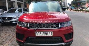 Bán LandRover Range Rover năm sản xuất 2018, màu đỏ, nhập khẩu nguyên chiếc số tự động giá 5 tỷ 750 tr tại Hà Nội