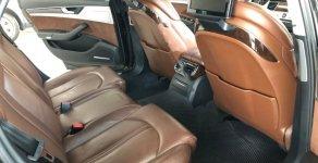 Bán Audi A8 L V6 3.0 TFSI sản xuất 2016, màu đen, nhập khẩu giá 3 tỷ 350 tr tại Hà Nội