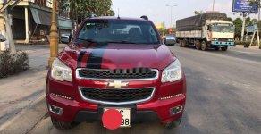 Cần bán lại xe Chevrolet Colorado đời 2013, màu đỏ, xe nhập, giá chỉ 355 triệu giá 355 triệu tại Bình Dương