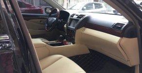 Cần bán gấp Lexus LS 460 đời 2008, màu đen, nhập khẩu giá 1 tỷ 80 tr tại Hà Nội