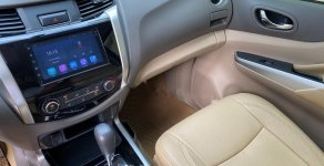 Cần bán gấp Nissan Navara sản xuất năm 2018, màu xanh lam, nhập khẩu nguyên chiếc số tự động giá 589 triệu tại Hà Nội