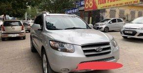 Cần bán xe Hyundai Santa Fe 2009, màu bạc, xe nhập chính chủ giá 550 triệu tại Hà Nội