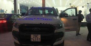 Bán Ford Ranger Wintrack 3.2 4x4 năm sản xuất 2017, màu trắng, nhập khẩu, giá chỉ 780 triệu giá 780 triệu tại Hà Nội