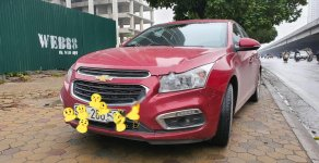 Cần bán gấp Chevrolet Cruze đời 2016, màu đỏ chính chủ, giá chỉ 452 triệu giá 452 triệu tại Hà Nội