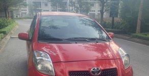 Bán xe Toyota Yaris AT 1.3 số tự động đời 2008, màu đỏ, nhập khẩu nguyên chiếc giá 315 triệu tại Hà Tĩnh