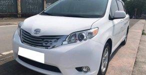 Cần bán Toyota Sienna LE 2.7 đời 2011, màu trắng, nhập khẩu chính chủ giá 968 triệu tại Tp.HCM
