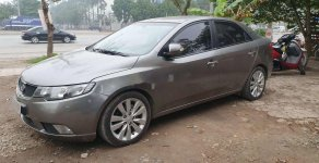 Cần bán gấp Kia Forte SLI 1.6AT năm sản xuất 2009, màu xám, nhập khẩu giá cạnh tranh giá 342 triệu tại Hà Nội
