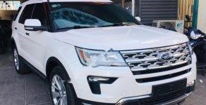 Bán Ford Explorer Limited 2.3L EcoBoost 2019, màu trắng, nhập khẩu  giá 2 tỷ 188 tr tại Tp.HCM