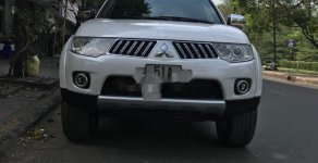 Bán ô tô Mitsubishi Pajero AT 2.5 sản xuất năm 2014, màu trắng   giá 685 triệu tại Tp.HCM