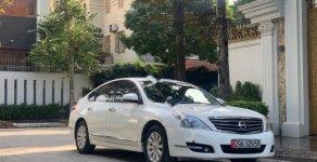 Bán Nissan Teana đời 2011, màu trắng, xe nhập, ít sử dụng giá 480 triệu tại Hà Nội