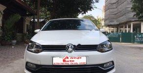 Bán Volkswagen Polo 1.6 AT sản xuất năm 2018, màu trắng, xe nhập giá 555 triệu tại Hà Nội
