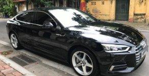 Bán Audi A5 Sportback 2.0 đời 2017, màu đen, nhập khẩu nguyên chiếc như mới giá 1 tỷ 950 tr tại Hà Nội