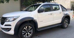 Cần bán Chevrolet Colorado LTZ AT năm 2017, màu trắng, nhập khẩu nguyên chiếc chính chủ giá 610 triệu tại Tp.HCM