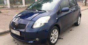 Xe Toyota Yaris AT năm sản xuất 2008, màu xanh lam, xe nhập giá 305 triệu tại Hà Nội