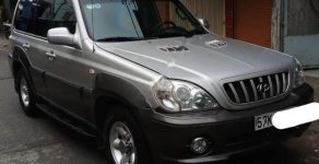Cần bán lại xe Hyundai Terracan 3.5 MT năm 2003, màu bạc, xe nhập còn mới giá 150 triệu tại Tp.HCM