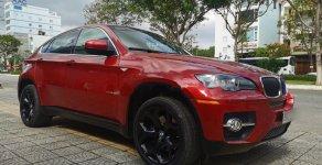 Cần bán BMW X6 năm sản xuất 2008, màu đỏ, nhập khẩu giá 750 triệu tại Đà Nẵng