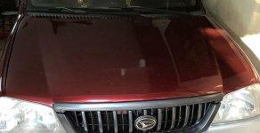 Bán Daihatsu Terios năm sản xuất 2005, màu đỏ, nhập khẩu nguyên chiếc giá 168 triệu tại Tp.HCM