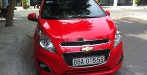 Bán Chevrolet Spark LTZ sản xuất năm 2013, màu đỏ số tự động giá cạnh tranh giá 230 triệu tại Tp.HCM