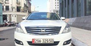 Cần bán Nissan Teana 2.0 đời 2011, màu trắng, nhập khẩu nguyên chiếc giá 465 triệu tại Hà Nội
