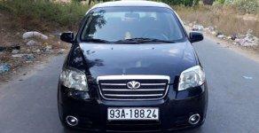 Cần bán lại xe Daewoo Gentra sản xuất 2009, màu đen đẹp như mới, giá 178tr giá 178 triệu tại Bình Dương