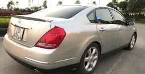 Bán Nissan Teana đời 2008, màu bạc, xe nhập giá 330 triệu tại Hà Nội