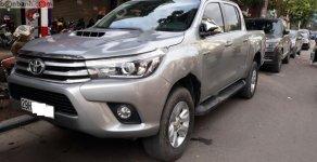 Cần bán gấp Toyota Hilux 3.0G 4x4 AT năm sản xuất 2016, màu bạc, nhập khẩu  giá 635 triệu tại Hà Nội
