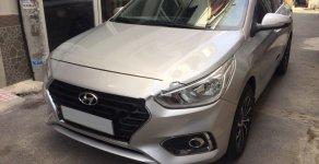 Bán Hyundai Accent 1.4 MT Base sản xuất năm 2019, màu bạc như mới, giá chỉ 416 triệu giá 416 triệu tại Tp.HCM