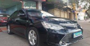 Cần bán xe Toyota Camry 2.5Q 2015, màu đen giá 835 triệu tại Hải Phòng