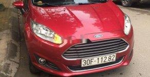 Bán xe cũ Ford Fiesta sản xuất 2017, màu đỏ giá 450 triệu tại Hà Nội