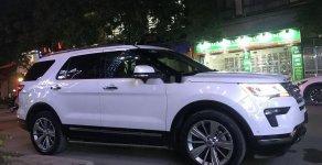 Bán Ford Explorer sản xuất 2018, nhập khẩu nguyên chiếc giá 1 tỷ 850 tr tại Hà Nội