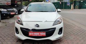 Cần bán xe Mazda 3 S 1.6 AT 2014, màu trắng, chính chủ giá 450 triệu tại Hà Nội