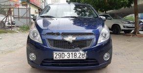 Bán Chevrolet Spark Van đời 2012, màu xanh lam, nhập khẩu nguyên chiếc giá 169 triệu tại Hà Nội