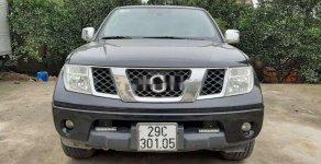 Bán ô tô Nissan Navara đời 2013, màu xám, nhập khẩu nguyên chiếc số sàn giá 380 triệu tại Hà Nội