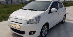 Bán Mitsubishi Mirage đời 2014, màu trắng, nhập khẩu nguyên chiếc xe gia đình giá 195 triệu tại Tp.HCM