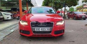 Cần bán gấp Audi A4 đời 2009, màu đỏ, nhập khẩu, 485tr giá 485 triệu tại Hà Nội