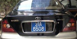 Cần bán xe Daewoo Magnus năm sản xuất 2004, màu đen, nhập khẩu giá 220 triệu tại Hà Nội