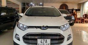 Bán xe Ford EcoSport sản xuất 2016, màu trắng, xe nhập số tự động giá 490 triệu tại Đắk Lắk