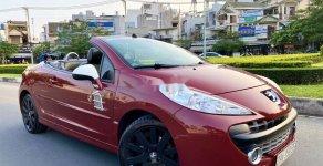 Cần bán lại xe Peugeot 207 sản xuất năm 2010, màu đỏ, xe nhập   giá 655 triệu tại Tp.HCM