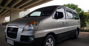 Bán Hyundai Grand Starex đời 2004, màu bạc, nhập khẩu, xe gia đình giá 200 triệu tại Tp.HCM